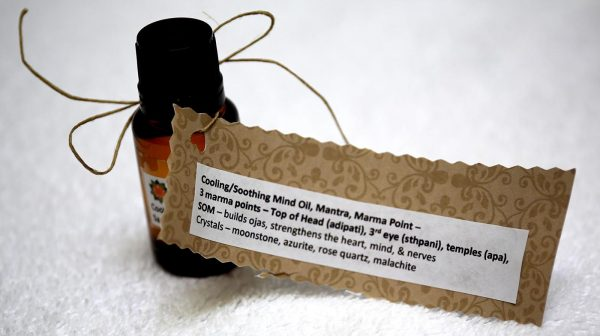 Ayuvedic therapy oils